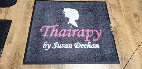 Thairapy logo mat 1