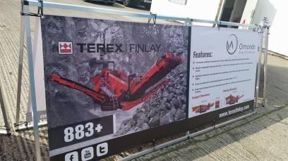 Terex Finlay Banner A-Frame 5