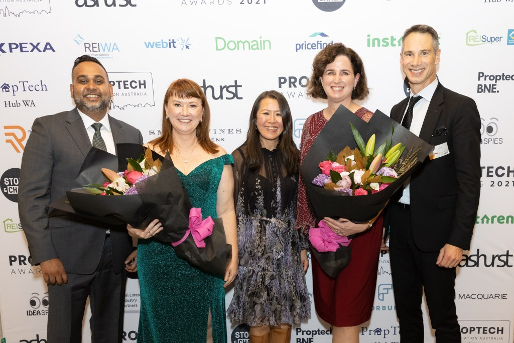 Proptech Awards 2021 Winners Announced