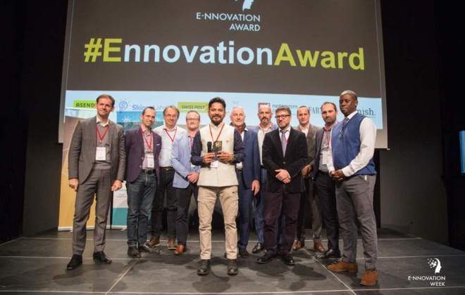 hexpressions.org gewinn E-nnovation Award 2018 in der Kategorie PropTech