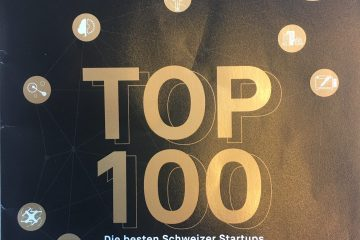 Titelblatt TOP 100 2020 Handelszeitung
