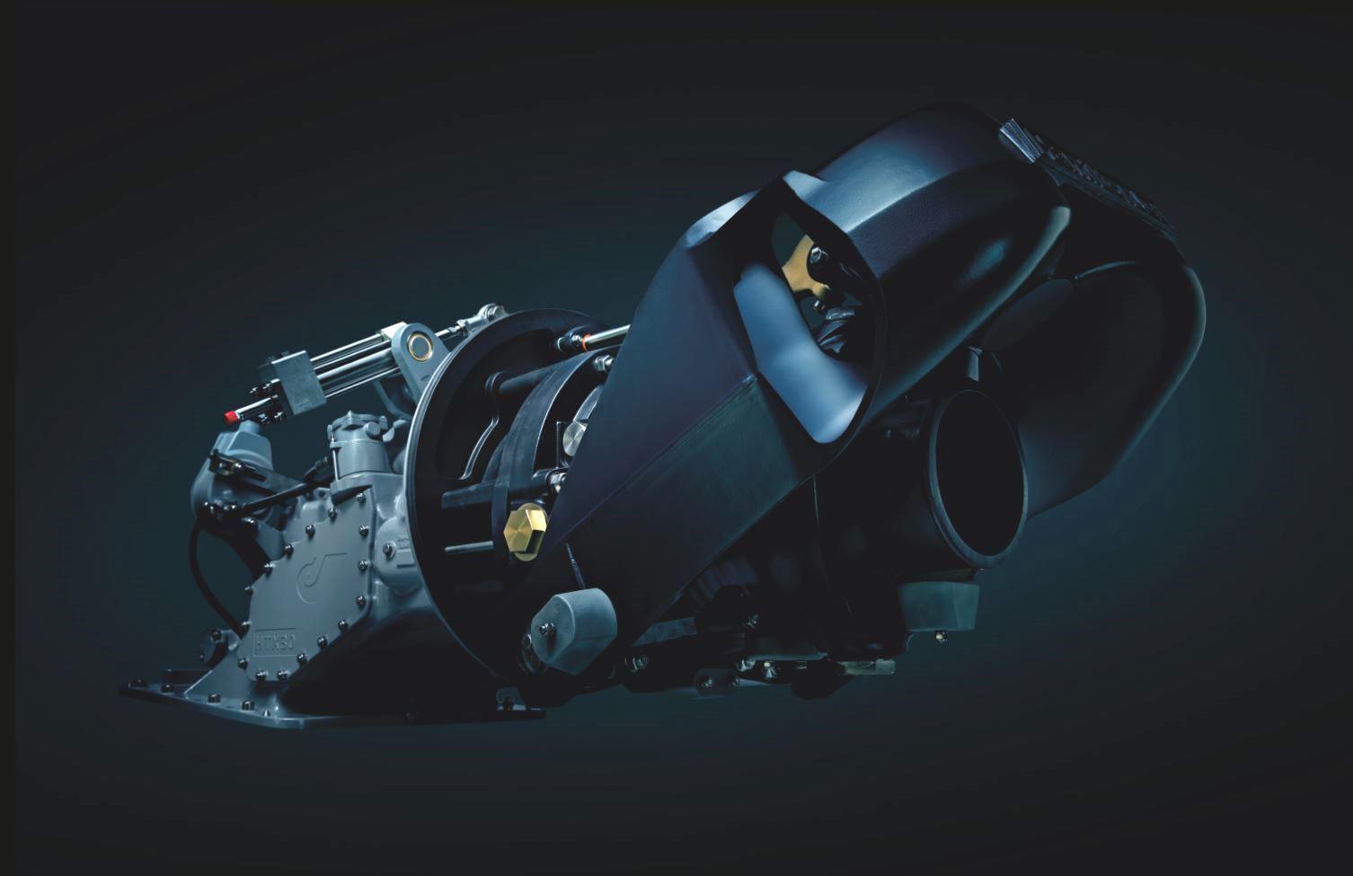 Série HTX – Une nouvelle ère de la propulsion hydrojet