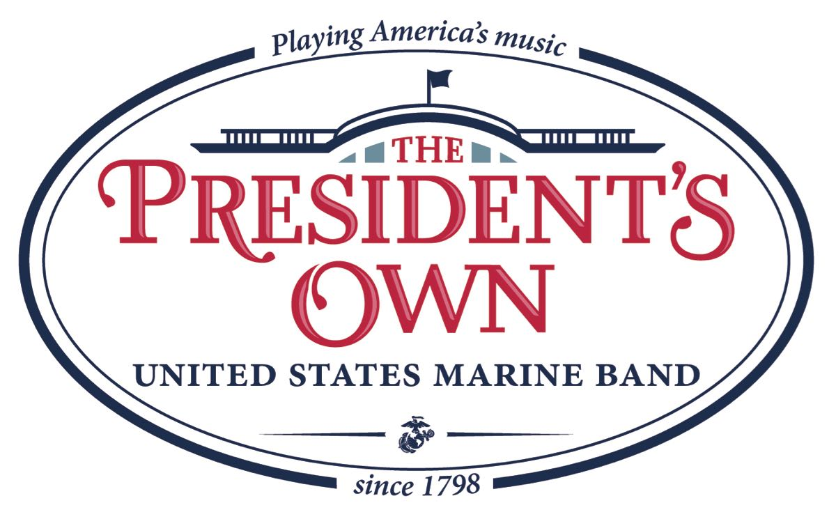 "Image result for ""The President's Own®"" U.S. Marine Band®, logo"