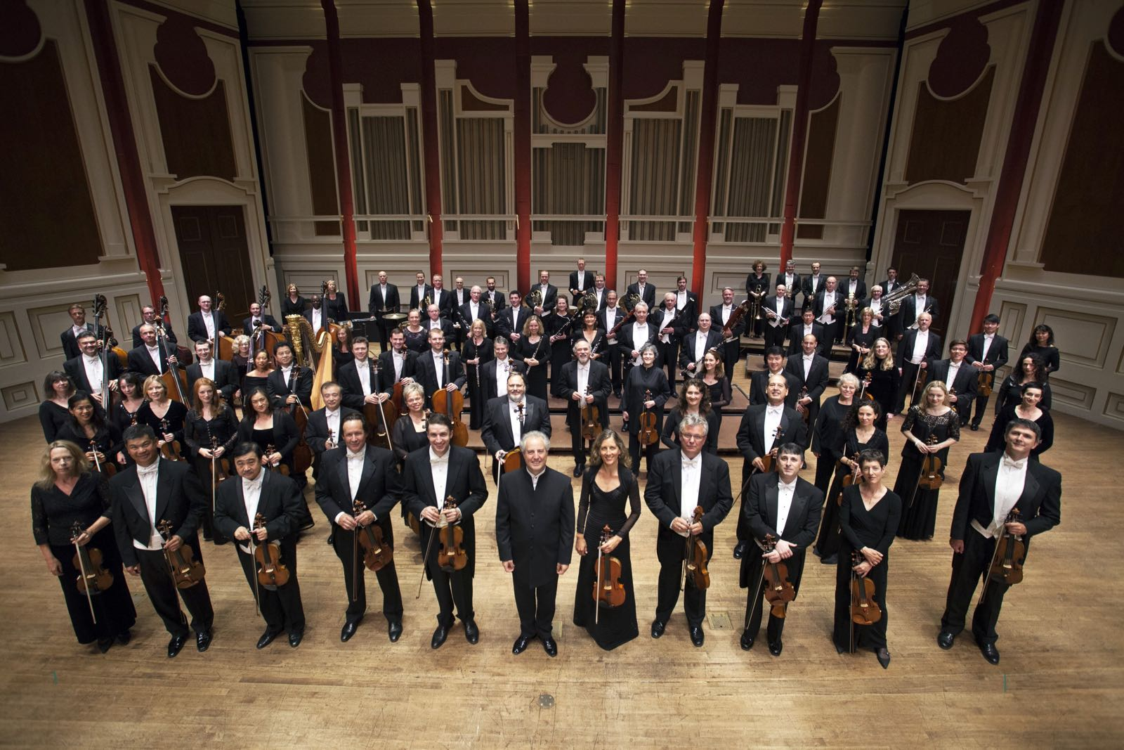 Pittsburgh Symphony Orchestra To Perform Boyer S Ellis