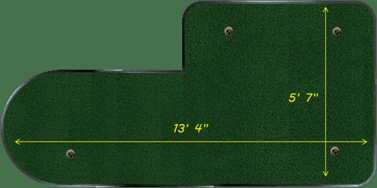 Tour Pro Portable Putting Green