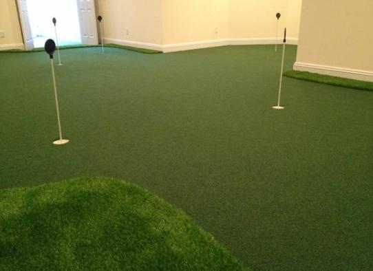 Golf Room Installation