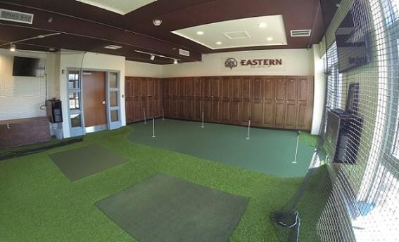 Indoor Golf Facility