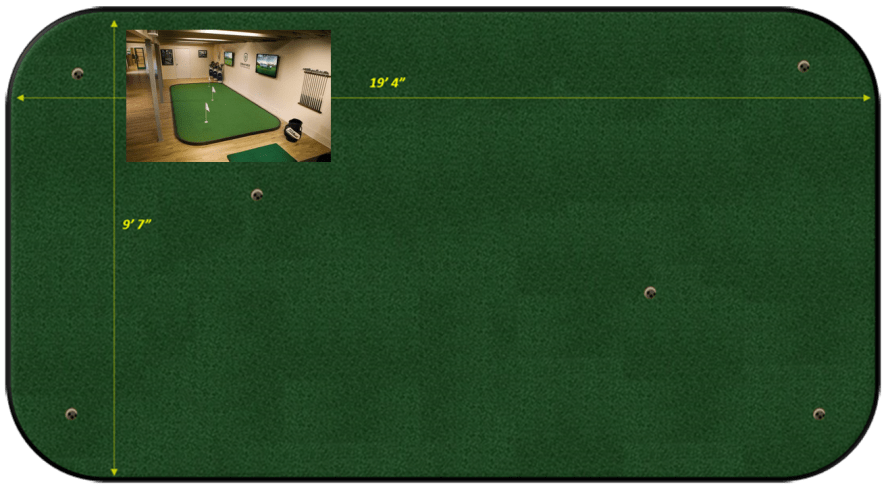 Indoor Putting Green Putt Like A Pro