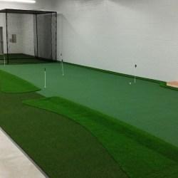 SVSU Golf Room