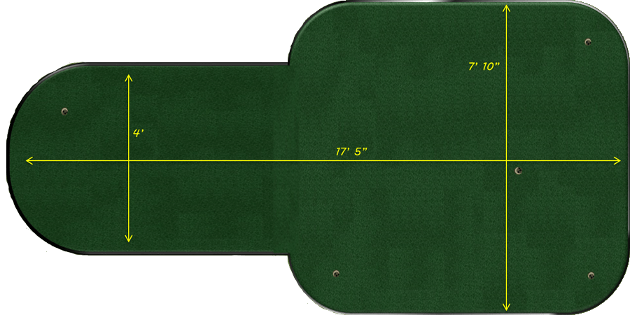 Masters Indoor Putting Green