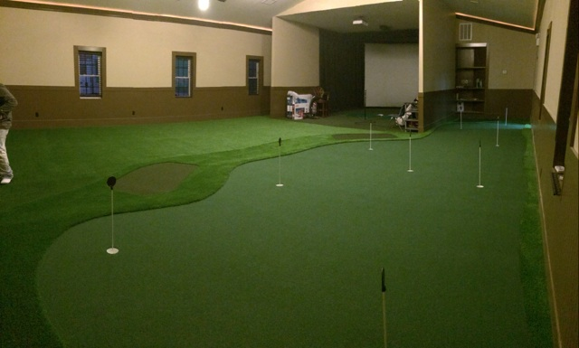 Golf Room Design
