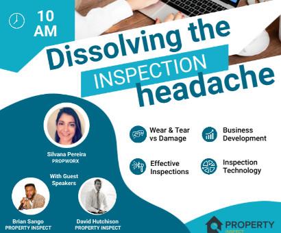 Dissolving the Inspection Headache - Exclusive Property Management Webinars