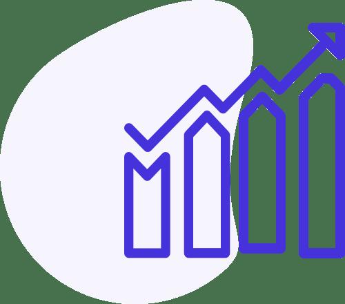 features logo graph propworx property management software