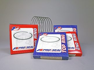 JE 4 Cylinder Piston Rings