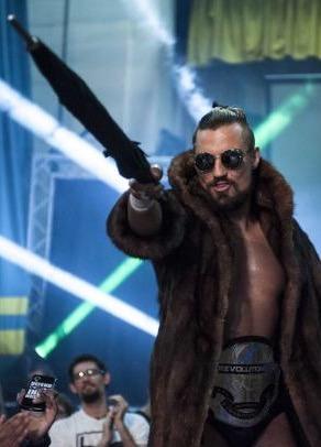 Marty Scurll, villain, progress, Revolution, CWC, wrestler