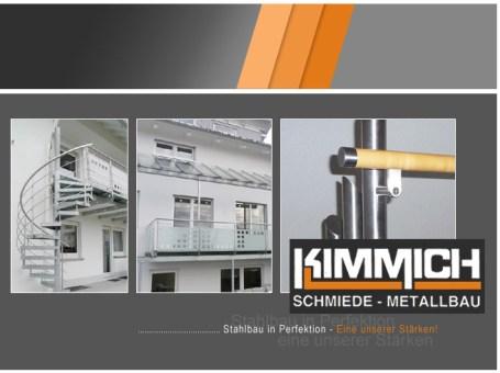Kimmich Schmiede – Metallbau