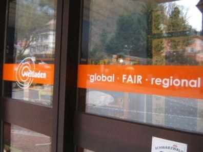 Der Weltladen steht für eine vielfältige Produktpalette aus Fairem Handel
