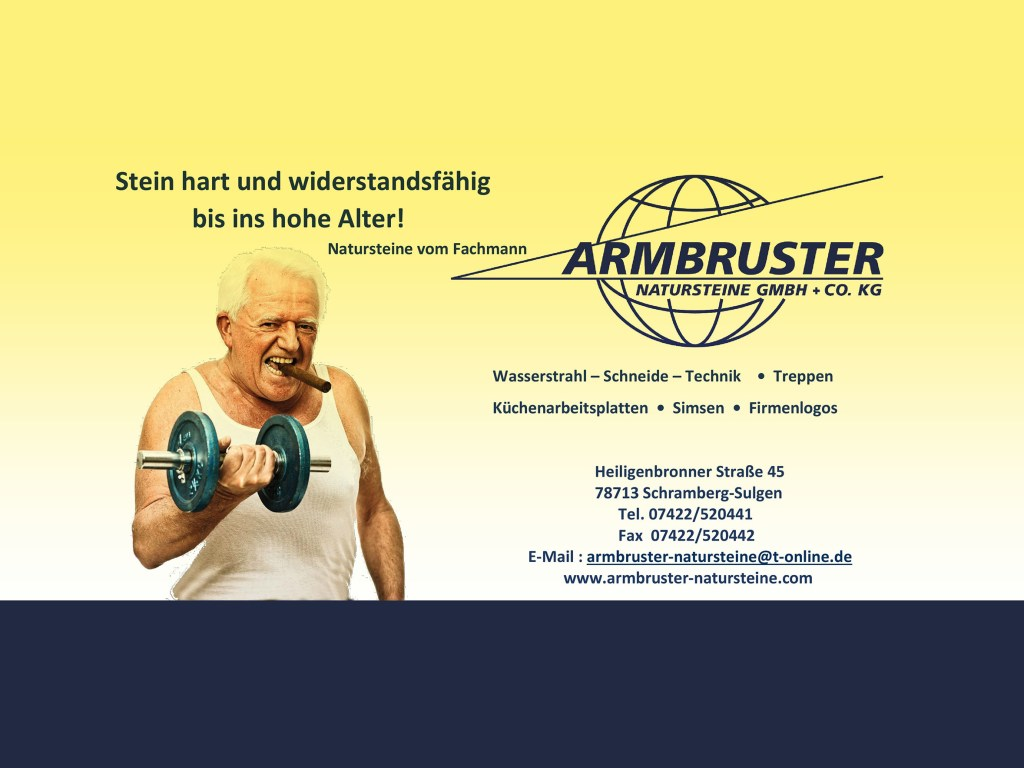 Armbruster Natursteine GmbH & Co. KG