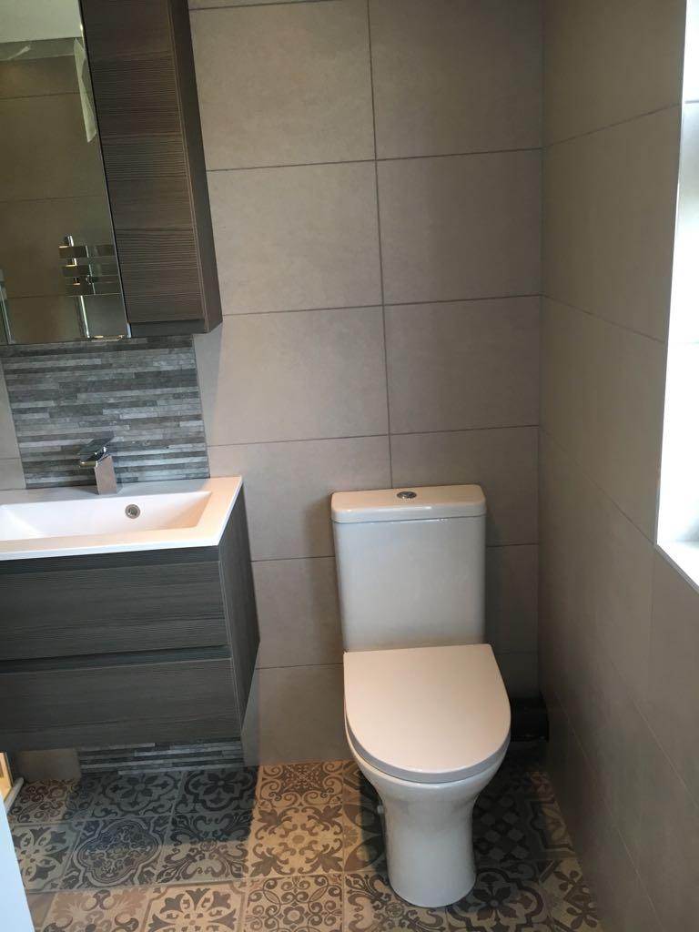 beckenham shower room