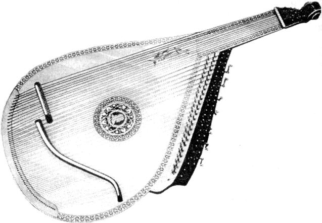Бандура конструкції І. Скляра. 1980. Чернігівська музична фабрика