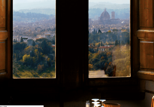 View of Florence