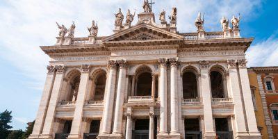 February,15,,2012:,Basilica,Of,St.,John,Lateran,In,Rome