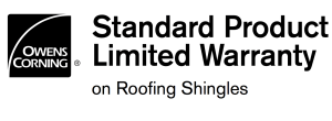Owens Corning Standard Warranty