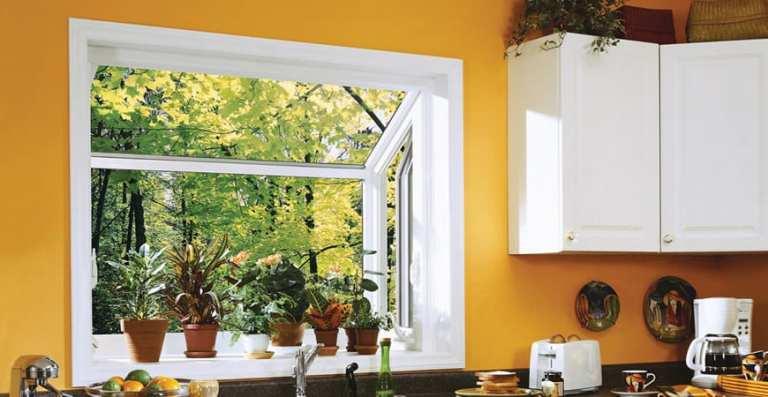 Garden Windows