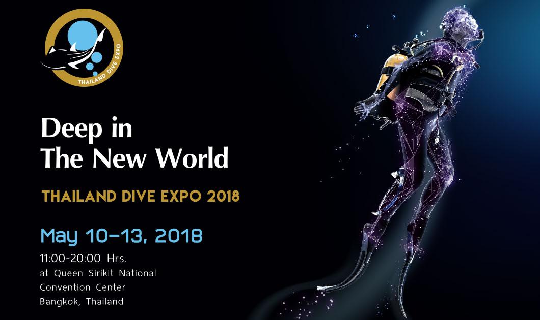 Join Padi At The Thailand Dive Expo 2018 Padi Pros