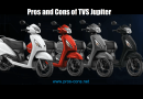Pros and Cons of TVS Jupiter (The Honest Review of TVS Jupiter)