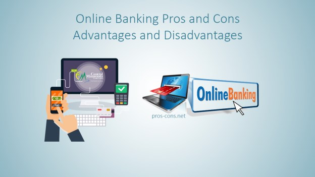 Online Banking Pros and Cons
