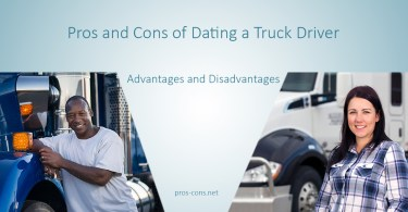 Pros and Cons of Dating a Truck Driver