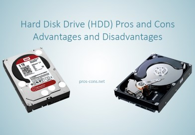 Hard Disk Drive Pros and Cons