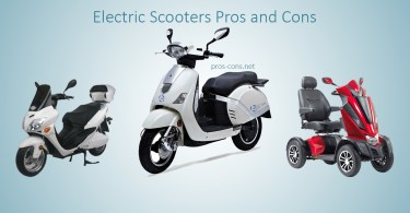 Electric Scooter Pros and Cons