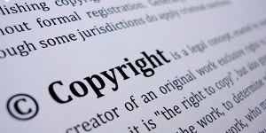 Pros and cons of copyright