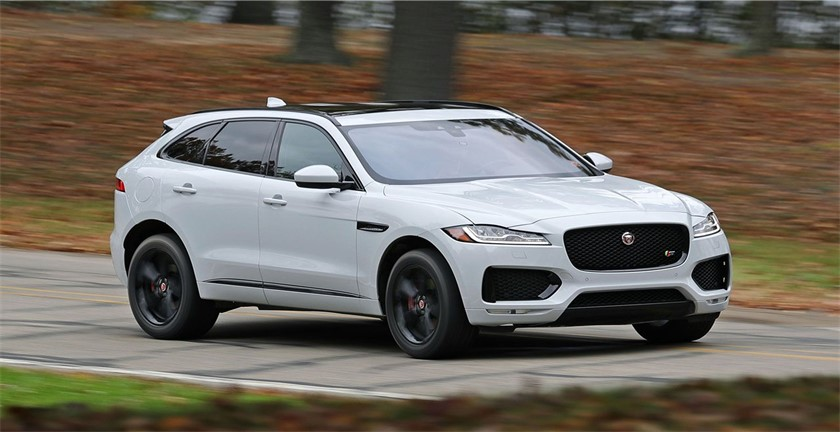 Pros and Cons of Jaguar F-Pace