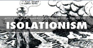 Pros and Cons of Isolationism