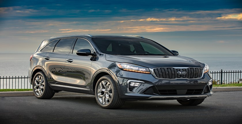 Pros and Cons of Kia Sorento
