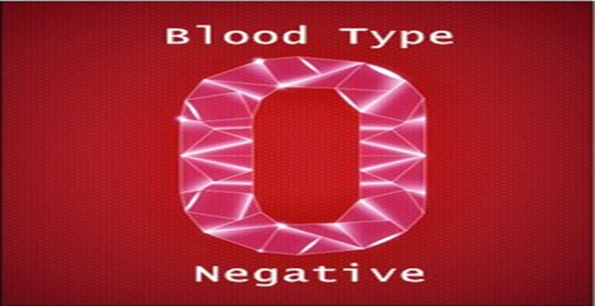Pros and Cons of O Negative Blood Type