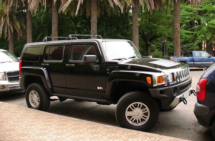 Pros and Cons of Hummer H3