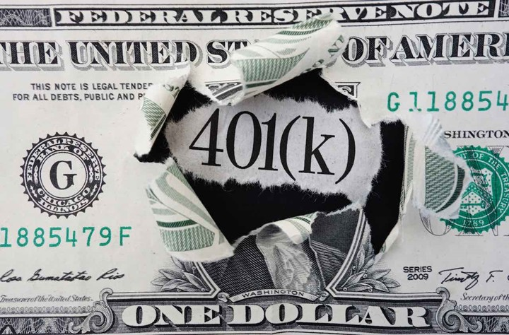 Pros and cons of 401-K retirement plan