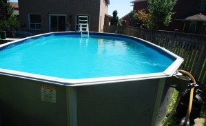 Pros and cons of above ground pool