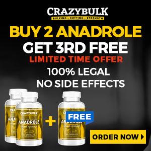 Anadol Buy 2 Get 3rd Free