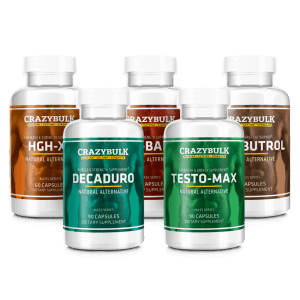 Growth Hormone Booster Stack