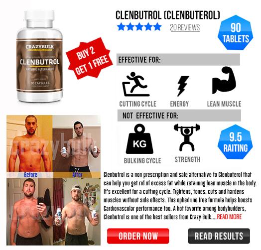 Clenbutrol image