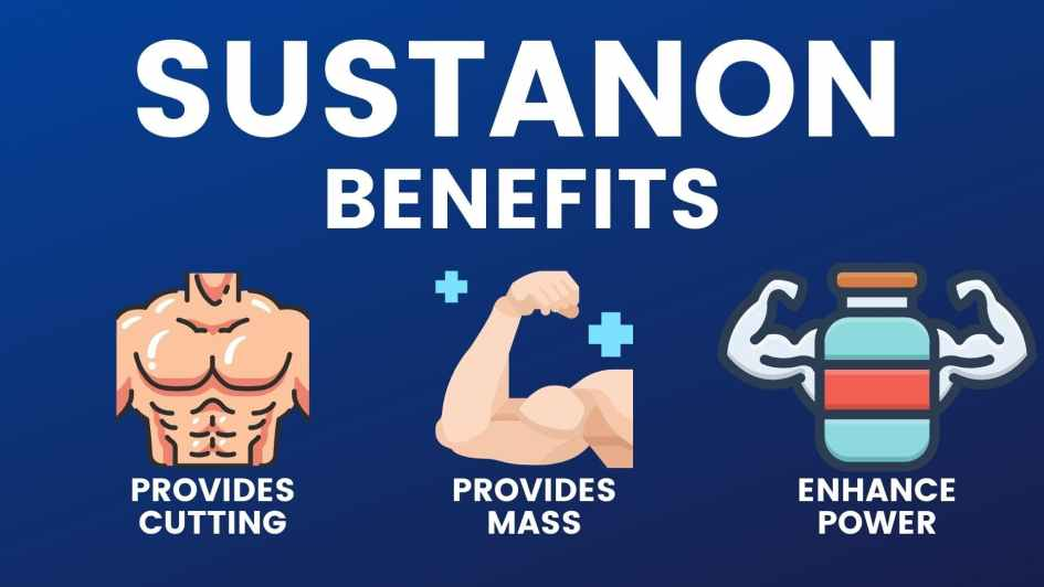 Sustanon Benefits