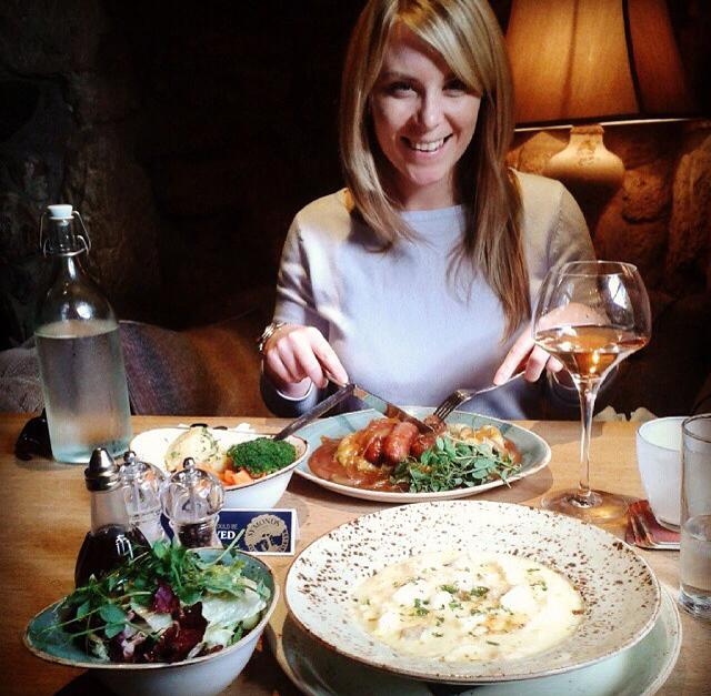 Chloe Hall founder of Prosecco and Pie