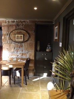 Prosecco and Pie visits The Percy Arms Chatton