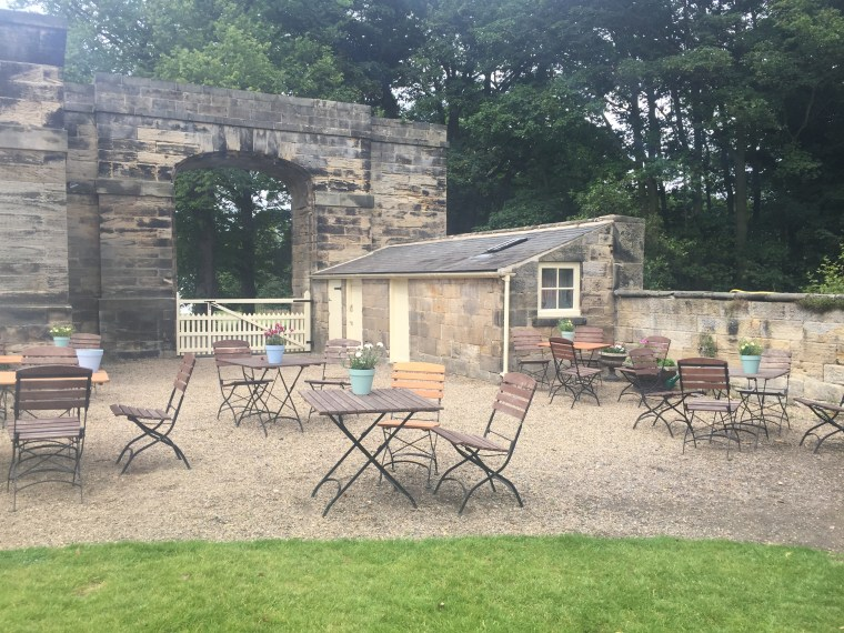 Prosecco and Pie visits Seaton Deleval Hall National Trust July 2015 (1)