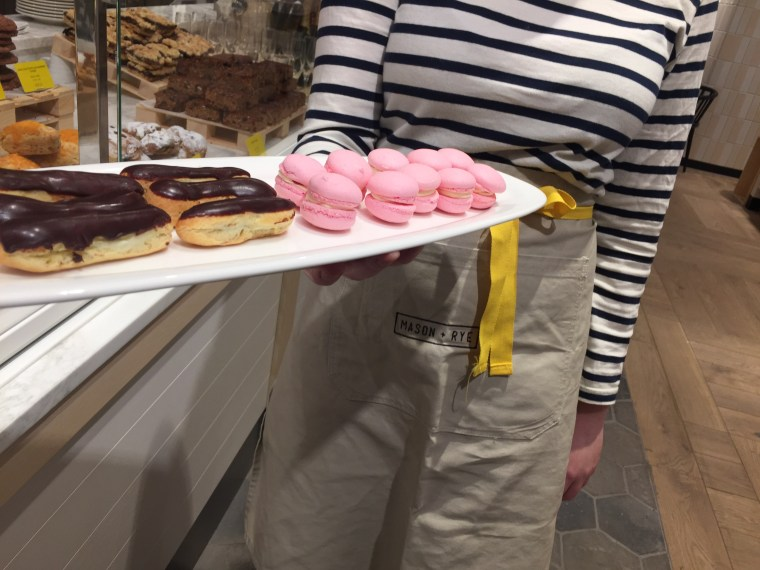 Prosecco and Pie visits Fenwick Newcastle Food Hall